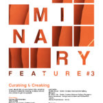 Luminary 3 - Sun. 3pm Curating & Creating