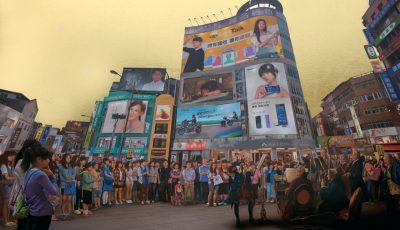 Lu-Fang-Westgate-PlazaOil-on-Canvas-180-x-280-cm-2014